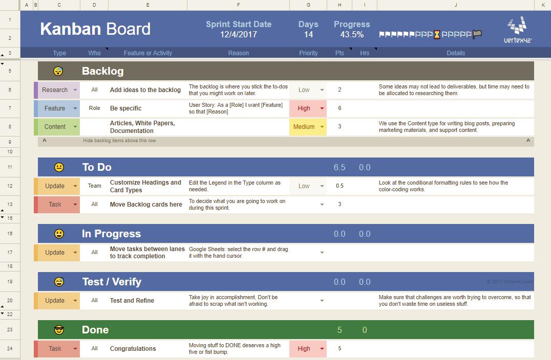 kanban-board