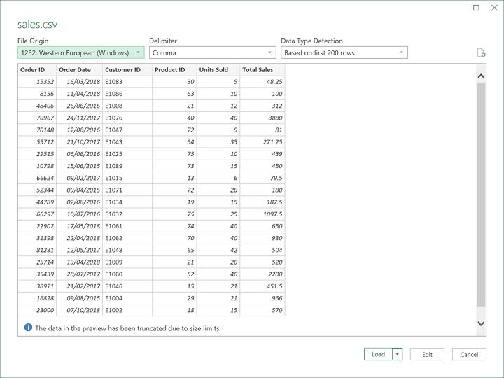 how-to-use-powerpivot-csv-file