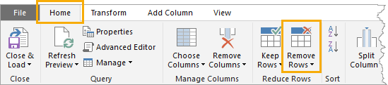 Power-Query-tips-remove-rows