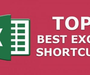 Top 60+ of the Best Excel Shortcuts You Need to Know