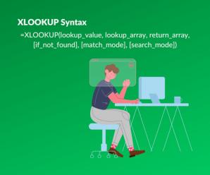 XLOOKUP in Excel: A Beginner's Guide