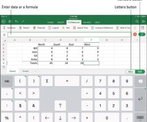 Excel for iPad: Top 11 tips