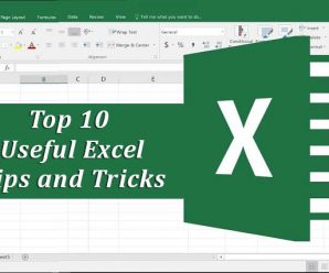 10+ Excel tips for power users
