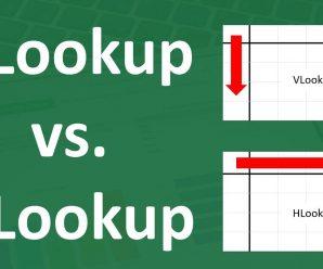 HLOOKUP vs VLOOKUP: A Beginner's Guide